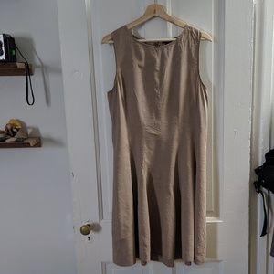 THEORY linen dress